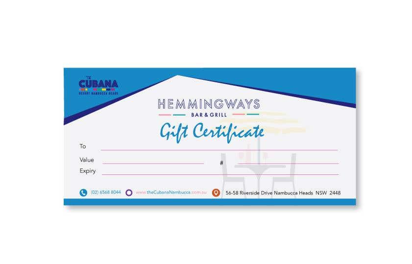 Конкурсная заявка №                                        21                                      для                                         Create Gift Certificate