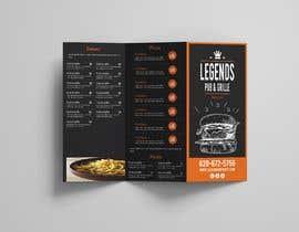 #18 for Restaurant Menu Re-Design by anamfcalmeiro