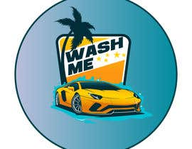 #255 for Car wash app Name and Logo by AbouZone