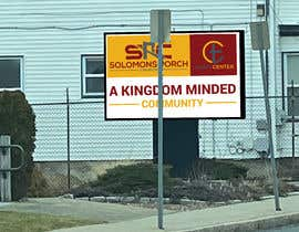 #36 for Need a design for our sign by SondipBala