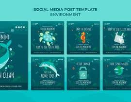 Nro 12 kilpailuun Social Media Content Templates/Designs käyttäjältä ialam6526