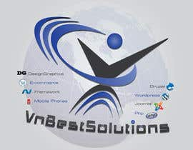 #20 para Logo Design for VnBestSolutions por krizdeocampo0913