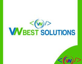 #28 para Logo Design for VnBestSolutions por prateekgupta27