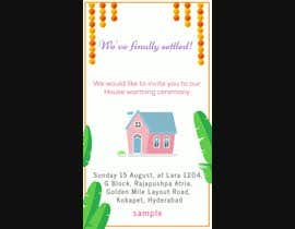 #1 for House warming video invitation af manojch61