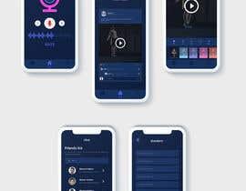 #11 for Mockups design for mobile application by amirkust2005