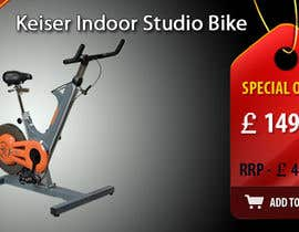 #18 untuk Banner Ad Design for Gym Equipment Supplier oleh tanars