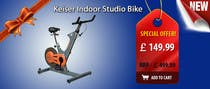 Graphic Design Contest Entry #19 for Banner Ad Design for Gym Equipment Supplier