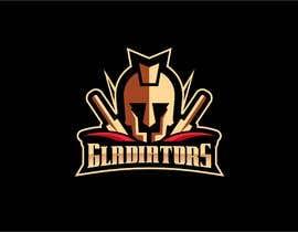 #40 untuk Create a logo design for my cricket team called Gladiators. Design should be made around the name of the team. oleh manhaj