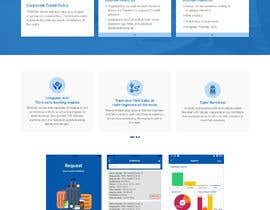 #11 for Design and Build 3-4 landing page by saidesigner87