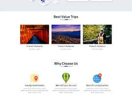 #20 for Design and Build 3-4 landing page by skhelal628
