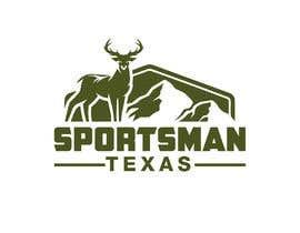 Nro 94 kilpailuun Texas Sportsman Logo käyttäjältä Ripon8606