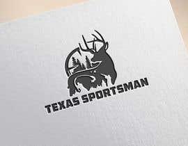 Nro 104 kilpailuun Texas Sportsman Logo käyttäjältä mdhasnatmhp