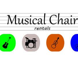 #23 for Logo Design for musical instrument company af ccakir