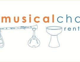 nº 22 pour Logo Design for musical instrument company par marialouca