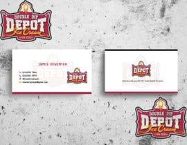 #100 for Design me a business card by naveed786logicte