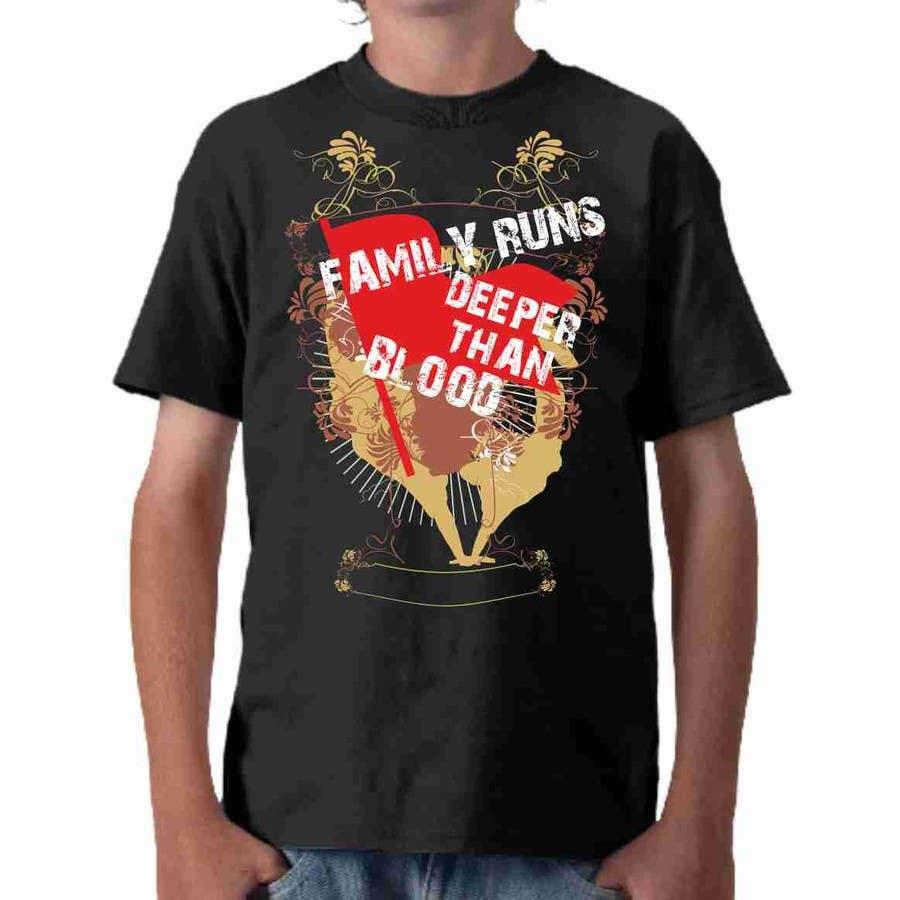 Inscrição nº                                         28                                      do Concurso para                                         T-shirt Design for Support An Orphan Campaign