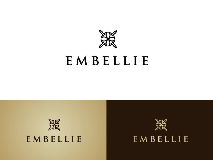 Inscrição nº                                         96                                      do Concurso para                                         Logo Design for Embellie