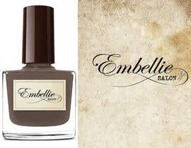 nº 153 pour Logo Design for Embellie par yiama