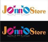 Graphic Design Contest Entry #61 for Logo Design for jonnostore