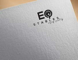 #23 untuk Design a logo for a horse stable business oleh aminahid2