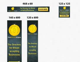 nº 10 pour Banner Ad Design for TheBitcoinPages par vijayadesign