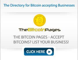 #2 for Banner Ad Design for TheBitcoinPages by thewolfmenrock