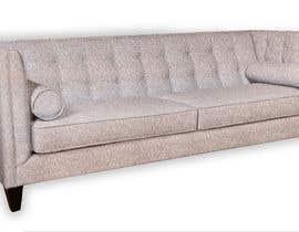 #28 para Edit the fabric on a photo of sofa de MaherajR