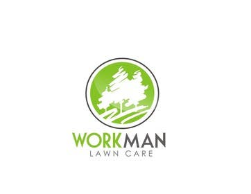 "#153 for Logo Design for ""Workman Lawn Care by taffy1529"