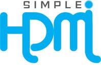 Logo Design Simple HDMI için Graphic Design88 No.lu Yarışma Girdisi
