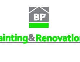 ciprilisticus tarafından Design a Logo for BP Painting and Renovations için no 34