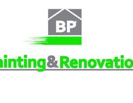 ciprilisticus tarafından Design a Logo for BP Painting and Renovations için no 36