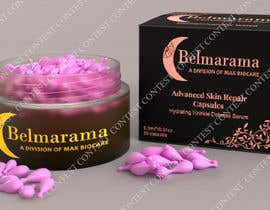 #36 for Create 3D images for cosmetic jars & cartons by Andrespenceas3d