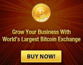 #6 for Banner 300x250 Bitcoin Exchange af vijayadesign