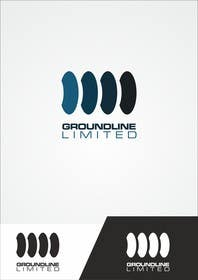 #178 for Logo Design for Groundline Limited by F5DesignStudio