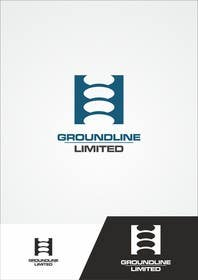 #527 for Logo Design for Groundline Limited by F5DesignStudio