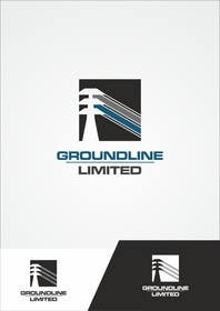 #535 for Logo Design for Groundline Limited by F5DesignStudio