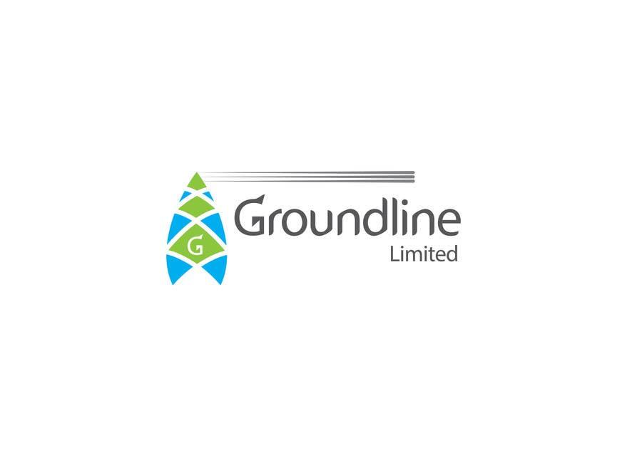 Bài tham dự cuộc thi #547 cho Logo Design for Groundline Limited