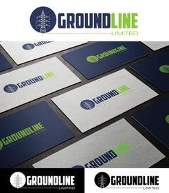 #424 for Logo Design for Groundline Limited by winarto2012