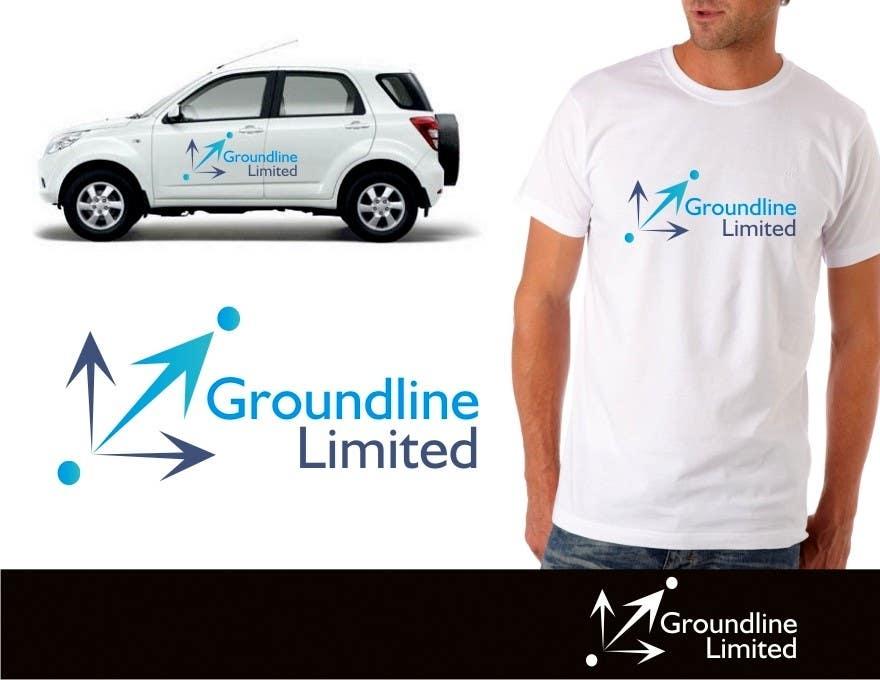 Bài tham dự cuộc thi #599 cho Logo Design for Groundline Limited