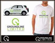 Bài tham dự #604 về Graphic Design cho cuộc thi Logo Design for Groundline Limited