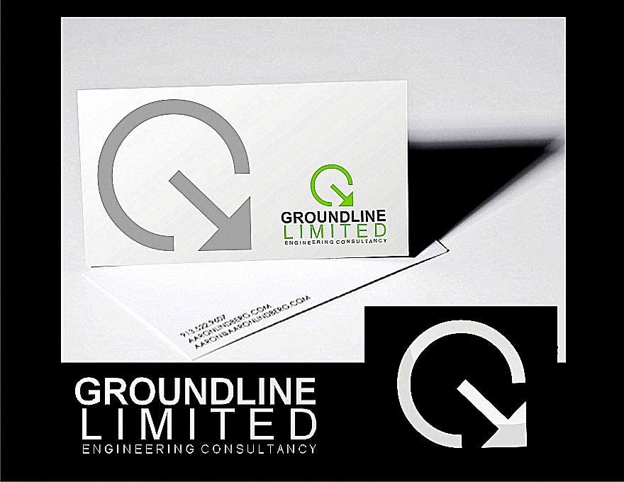 Contest Entry #617 for Logo Design for Groundline Limited