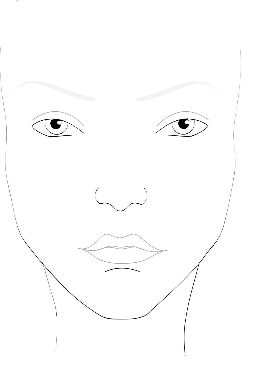 The most complete makeup, makeup, facial make-up, Eye makeup, lip makeup selection and precautions