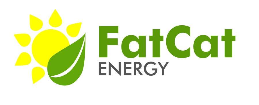 Inscrição nº                                         58                                      do Concurso para                                         Logo Design for FatCat Energy
