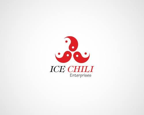 Penyertaan Peraduan #44 untuk Logo Design, Letterhead & Business Card for Ice Chili Enterprises