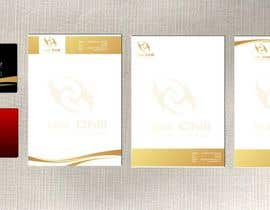#45 for Logo Design, Letterhead & Business Card for Ice Chili Enterprises af maxindia099