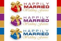 Graphic Design Inscrição do Concurso Nº7 para Logo design for wedding supplier
