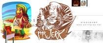 Participación Nro. 45 de concurso de Graphic Design para RASTA CHICKEN AKA MR. JERK!!!