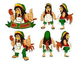 #30 para RASTA CHICKEN AKA MR. JERK!!! por marATTACKs