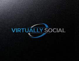 Nro 86 kilpailuun Logo for Social Media Agency käyttäjältä hawatttt