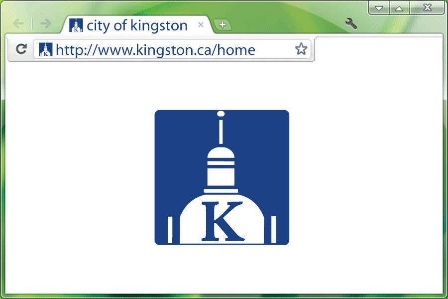 Inscrição nº                                         18                                      do Concurso para                                         Favicon for CityofKingston.ca